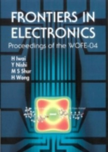 Обложка книги  - Frontiers In Electronics (With Cd-rom) – Proceedings Of The Wofe-04
