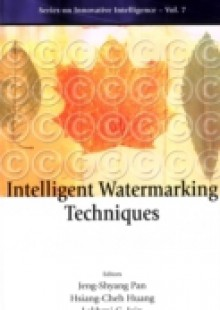 Обложка книги  - Intelligent Watermarking Techniques (With Cd-rom)