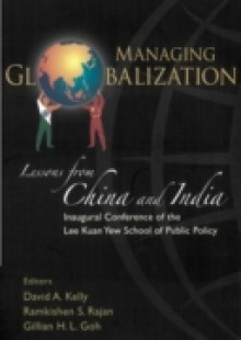 Обложка книги  - Managing Globalization: Lessons From China And India