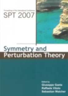 Обложка книги  - Symmetry And Perturbation Theory – Proceedings Of The International Conference On Spt2007