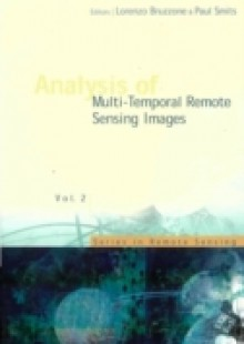 Обложка книги  - Analysis Of Multi-temporal Remote Sensing Images – Proceedings Of The First International Workshop On Multitemp 2001