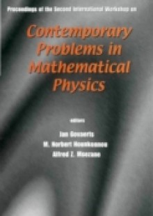 Обложка книги  - Contemporary Problems In Mathematical Physics – Proceedings Of The Second International Workshop