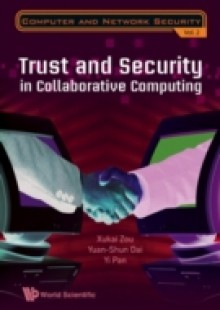 Обложка книги  - Trust And Security In Collaborative Computing