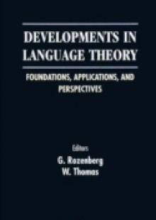 Обложка книги  - Developments In Language Theory: Foundations, Applications, And Perspectives – Proceedings Of The 4th International Conference