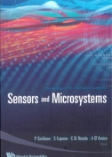 Обложка книги  - Sensors And Microsystems – Proceedings Of The 11th Italian Conference