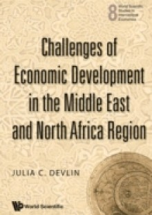 Обложка книги  - Challenges Of Economic Development In The Middle East And North Africa Region