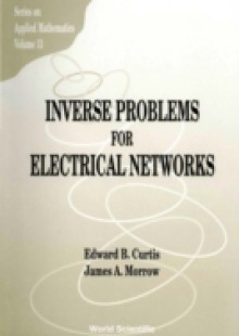 Обложка книги  - Inverse Problems For Electrical Networks