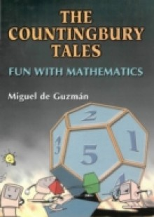 Обложка книги  - Countingbury Tales, The, Fun With Mathematics