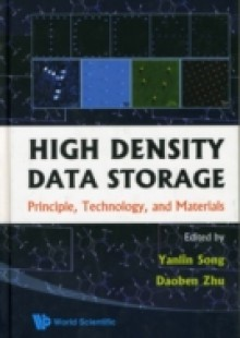 Обложка книги  - High Density Data Storage: Principle, Technology, And Materials