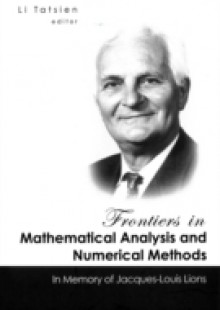 Обложка книги  - Frontiers In Mathematical Analysis And Numerical Methods: In Memory Of Jacques-louis Lions