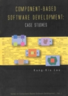 Обложка книги  - Component-based Software Development: Case Studies