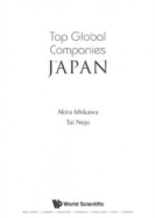 Обложка книги  - Top Global Companies In Japan