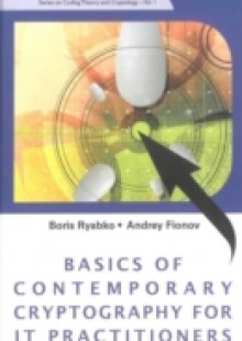Обложка книги  - Basics Of Contemporary Cryptography For It Practitioners