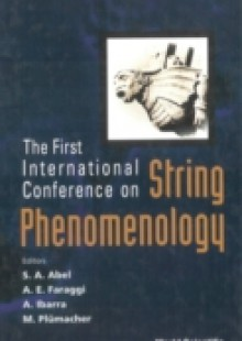 Обложка книги  - String Phenomenology, Proceedings Of The First International Conference