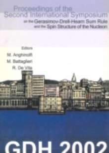 Обложка книги  - Gdh 2002, Proceedings Of The Second International Symposium On The Gerasimov-drell-hearn Sum Rule And The Spin Structure Of The Nucleon