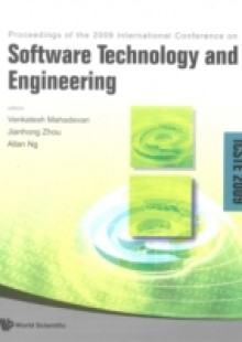 Обложка книги  - Software Technology And Engineering – Proceedings Of The International Conference On Icste 2009