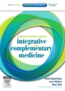 Обложка книги  - Guide to Evidence-based Integrative and Complementary Medicine