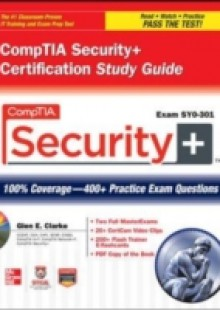 Обложка книги  - CompTIA Security+ Certification Study Guide (Exam SY0-301)