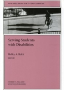 Обложка книги  - Serving Students with Disabilities