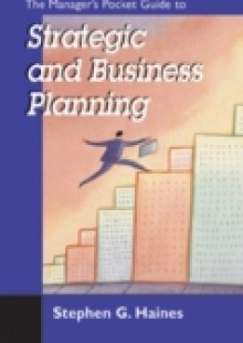 Обложка книги  - Manager's Pocket Guide to Business-Strategic Planning