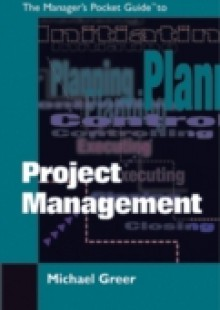 Обложка книги  - Managers Pocket Guide to Project Management