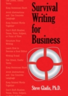 Обложка книги  - Survival Writing For Business