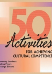 Обложка книги  - 50 Activities for Achieving Cultural Competence, BUS035000