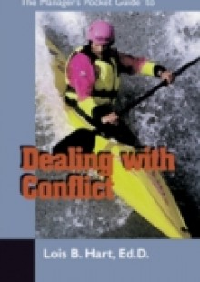 Обложка книги  - Managers Pocket Guide to Dealing With Conflict