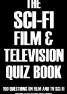 Обложка книги  - Sci-fi Film & Television Quiz Book