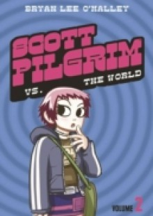 Обложка книги  - Scott Pilgrim vs The World