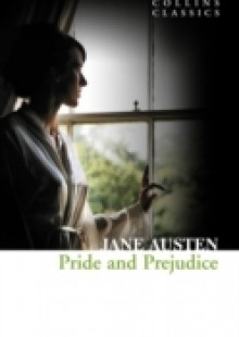 Обложка книги  - Pride and Prejudice (Collins Classics)