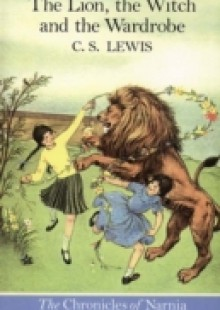 Обложка книги  - Lion, the Witch and the Wardrobe (Colour Version) (The Chronicles of Narnia, Book 2)