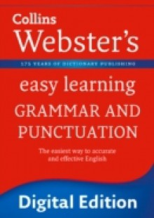 Обложка книги  - Grammar and Punctuation (Collins Webster's Easy Learning)