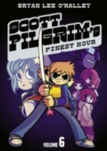 Обложка книги  - Scott Pilgrim's Finest Hour