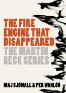 Обложка книги  - Fire Engine That Disappeared (The Martin Beck series, Book 5)
