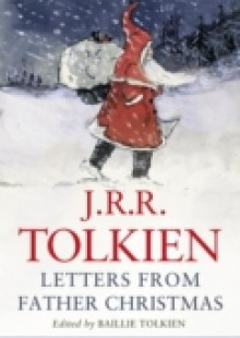 Обложка книги  - Letters from Father Christmas