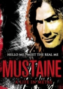 Обложка книги  - Mustaine: A Life in Metal