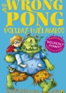 Обложка книги  - Wrong Pong: Holiday Hullabaloo