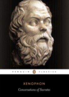 Обложка книги  - Conversations of Socrates
