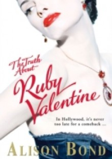 Обложка книги  - Truth about Ruby Valentine