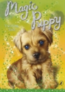 Обложка книги  - Magic Puppy: Twirling Tails