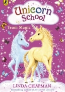 Обложка книги  - Unicorn School: Team Magic