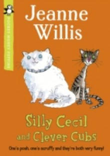 Обложка книги  - Silly Cecil and Clever Cubs (Pocket Money Puffin)