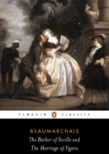 Обложка книги  - Barber of Seville and The Marriage of Figaro