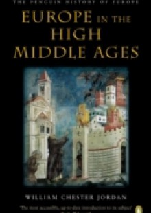 Обложка книги  - Europe in the High Middle Ages