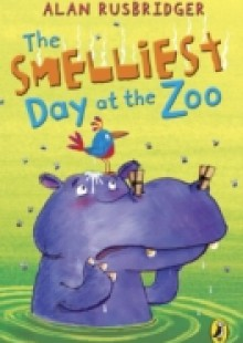 Обложка книги  - Smelliest Day at the Zoo
