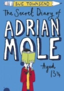 Обложка книги  - Secret Diary of Adrian Mole Aged 13