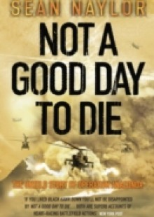 Обложка книги  - Not a Good Day to Die
