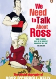 Обложка книги  - We Need To Talk About Ross