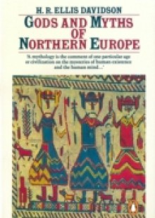 Обложка книги  - Gods and Myths of Northern Europe